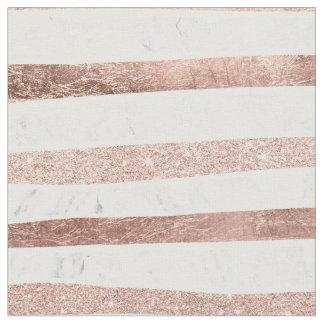 Tecido Listras cor-de-rosa do mármore da folha do brilho
