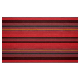 Tecido Listras - horizonte vermelho