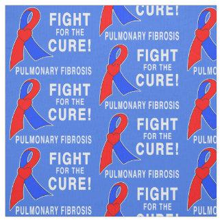 Tecido Luta da fibrose pulmonaa para a cura
