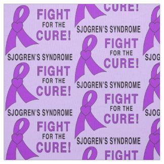 Tecido Luta da síndrome de Sjogren para uma cura