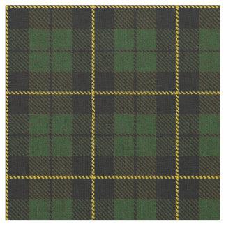 Tecido O.D. Amarelo verde da xadrez de Kelly/ouro/listra