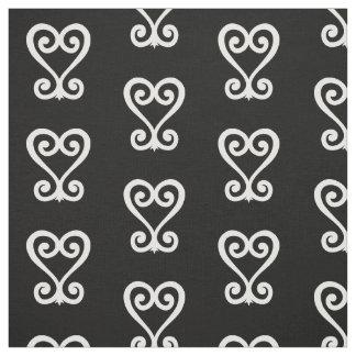 Tecido O retorno de Sankofa   e obtem-lhe - o símbolo de
