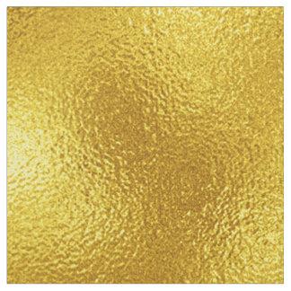 Tecido Ouro de vidro ID374 do topázio do Shimmer