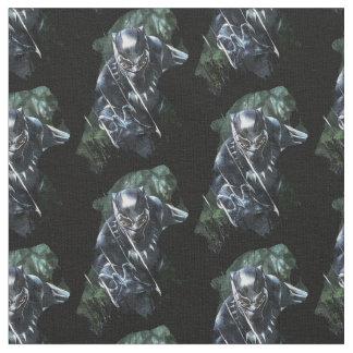 Tecido Pantera preta | na selva