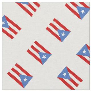 Tecido Patriótico: Bandeira de Puerto Rico