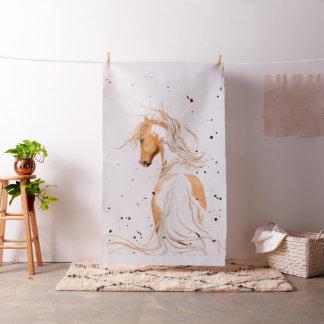 Tecido Pintura majestosa do Palomino por Bihrle