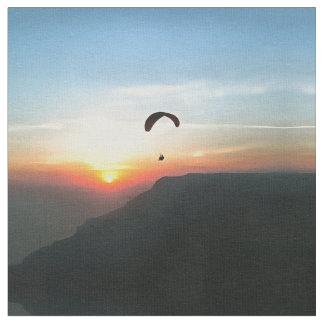 Tecido Por do sol Paraglide