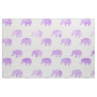 Tecido Primitivo Chevron de Shibori do elefante da