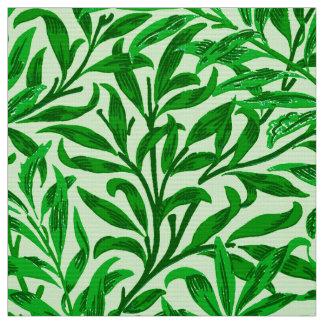 Tecido Ramo do salgueiro de William Morris, verde