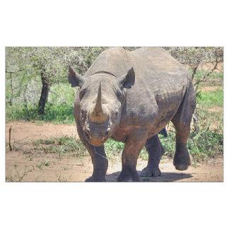 Tecido rinoceronte