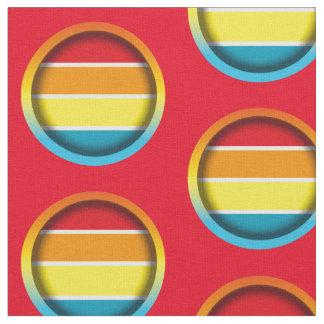 Tecido seletores do círculo 3D