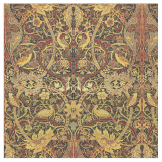 Tecido Tapeçaria de William Morris Bullerswood floral