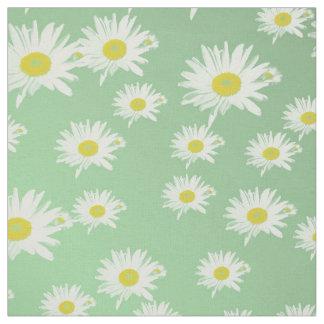 Tecido tecido, mulher, flores + teste padrão, verão +