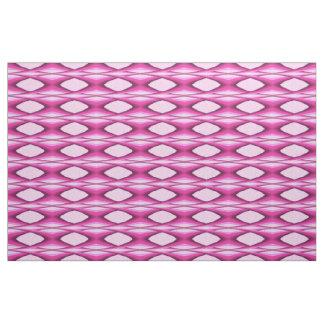 Tecido Teste padrão cor-de-rosa original