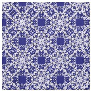 Tecido teste padrão retro do victorian floral