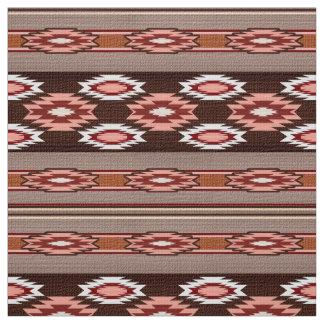 Tecido teste padrão sem emenda do navajo étnico