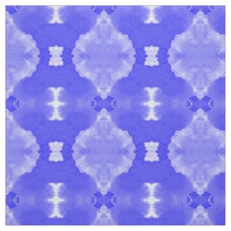 Tecido teste padrão violeta das manchas da aguarela