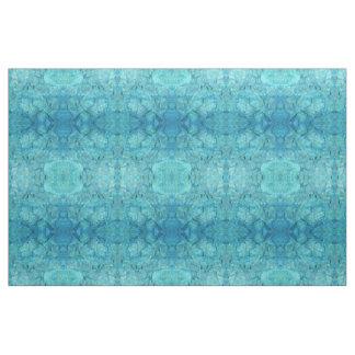 Tecido Textura 0724 do cereal do azul de turquesa
