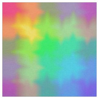 Tecido Tintura colorido do laço do abstrato da aguarela