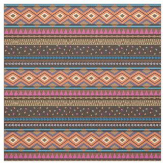 Tecido tribal do impressão do estilo do sudoeste