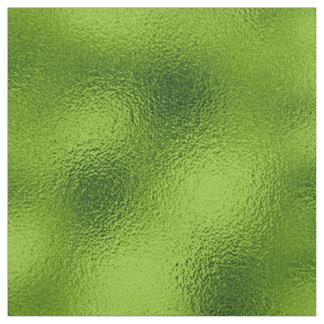 Tecido Verde de vidro ID374 do Peridot do Shimmer