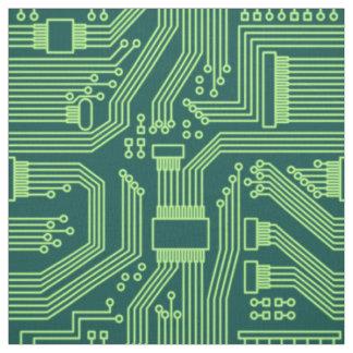 Tecido Verde limão ID245 do teste padrão do conselho de