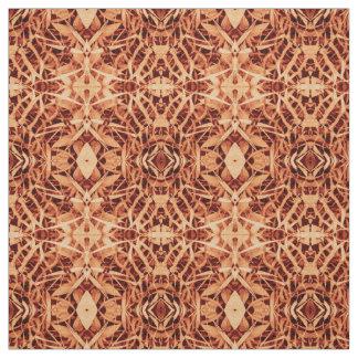 tecido vermelho da libélula do batik