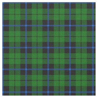 Tecido Xadrez preta verde-clara print2 da listra azul