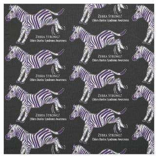 Tecido Zebra da síndrome de Ehlers-Danlos forte