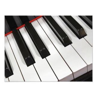 Teclado de piano foto