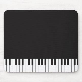 Teclado de piano Mousepad