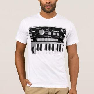 Teclado de Synth Camiseta