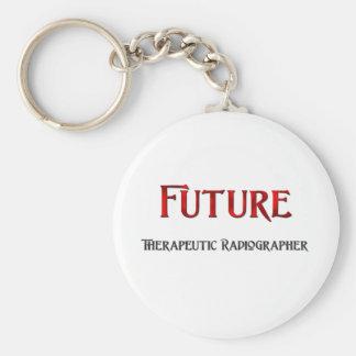 Técnico de radiologia terapêutico futuro chaveiros