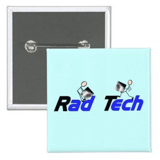 """Técnico do """"presentes da radiologia da tecnologia  botons"""