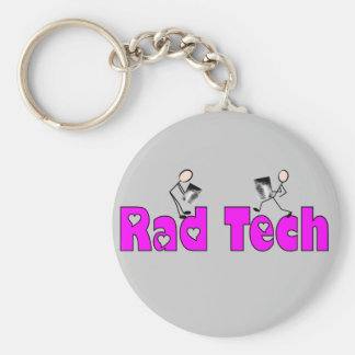 """Técnico do """"presentes da radiologia da tecnologia  chaveiros"""