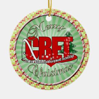 Tecnologia biomedicável certificada NATAL do equip Enfeites Para Arvore De Natal