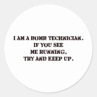 tecnologia da bomba adesivo