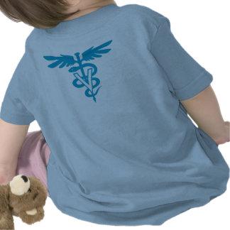 Tecnologia do veterinário - símbolo veterinário t-shirt