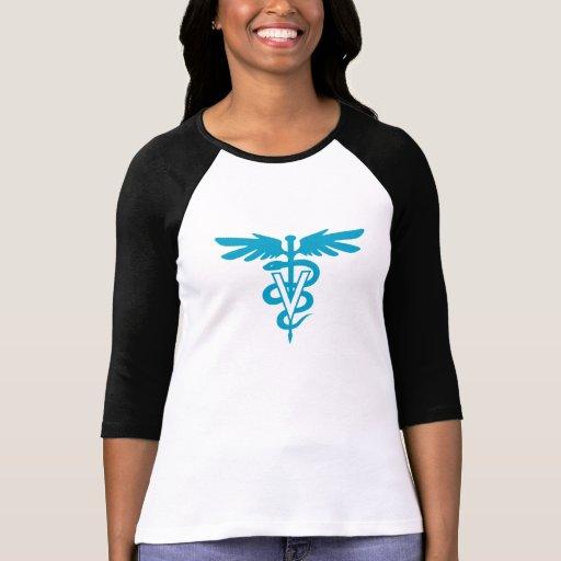 Tecnologia do veterinário - símbolo veterinário tshirt