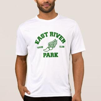 Tecnologia T do clube da trilha do parque de East T-shirt