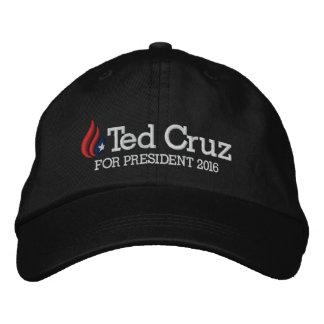 Ted Cruz para o presidente 2016 Boné