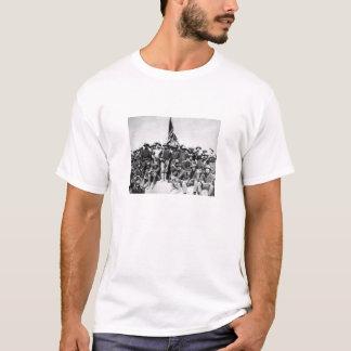 Teddy Roosevelt e Rough Riders Camiseta