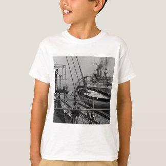 Teddy Roosevelt no Mayflower Camiseta
