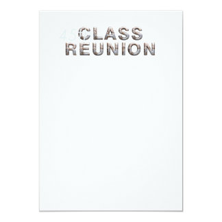 TEE a 45th reunião de classe