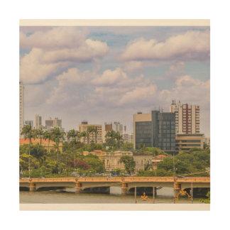 Tela De Madeira Arquitectura da cidade de Recife, Pernambuco