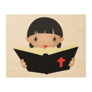 TELA DE MADEIRA ESTUDO DA BÍBLIA