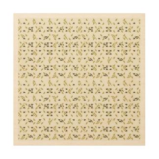 Tela De Madeira O abstrato dá forma ao teste padrão
