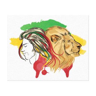 """Tela """"desperto o leão que sommeille nvocê"""" GF"""