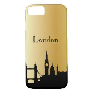 Telefone & capas de ipad da silhueta de Londres do