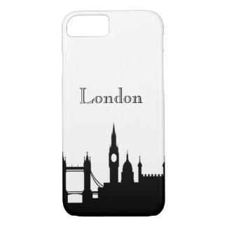 Telefone & capas de ipad de Londres Silhoutte